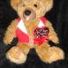 TEDDY LOVE BEAR IS A PERFECT GIFT!!